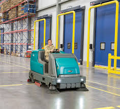 Riding Floor Scrubber Training by 100 Tennant T5 Floor Machine Tennant 5680 Poor Or No Pickup