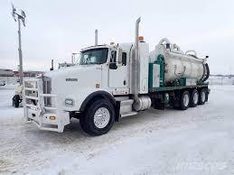 100 Used Vacuum Trucks Kenworth T800