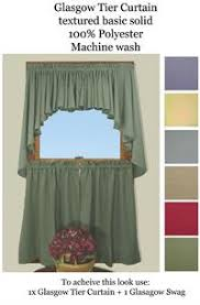 Tier Curtains 24 Inch by 24 Inch Length Cafe Tier Curtains Bestwindowtreatments Com