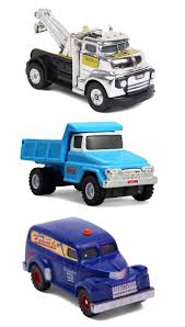 Tonka Diecast Vehicles - Vintage - Toys