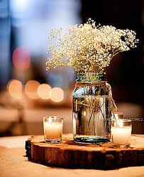 Simple Inexpensive Wedding Table Decorations
