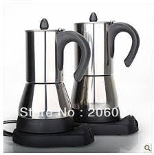 Electric Stainless Steel Syphon Coffee Maker Automatic Vacuum Pot With High Quality And Factory Dirctly Sale