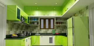 Green Kitchen Ideas Home Design Lime Decor Full Size