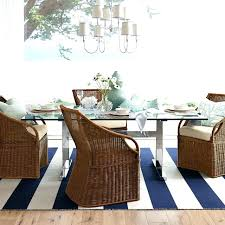 Nautical Dining Table Page Round French Country White Tables Room Ideas Mercer With Top Chairs Themed