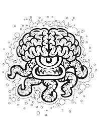 Unique Crazy Coloring Pages 69 For Your Kids With