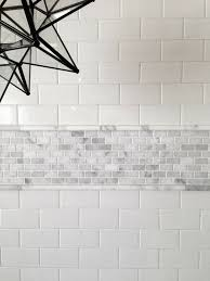 don t be afraid of mixing materials this is carrara with ceramic