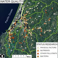 100 Daily Page Isthmus Water Quality In The Coos Estuary And Lower Coos Watershed