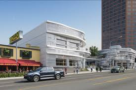 100 Landry Design Group Shopping Center On Wilshire Just East Of Santa Monica Getting A
