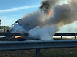 100 Fedex Truck Wreck Troopers Identify FedEx Truck Driver Killed In Fiery Accident