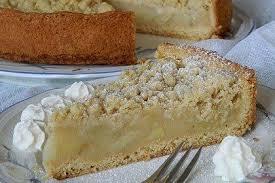 apfelmus vanillepudding kuchen