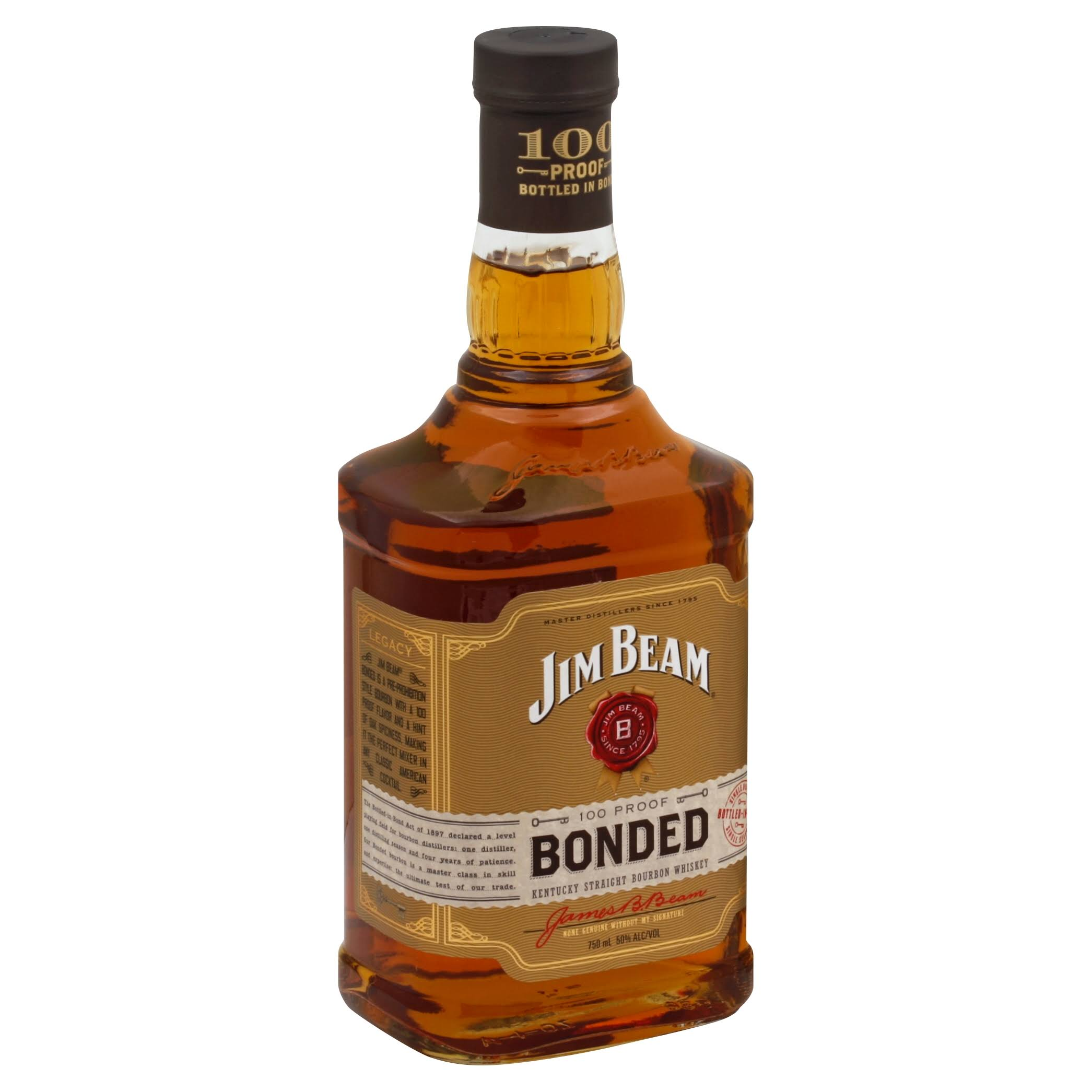 Jim Beam Double Oak Bourbon - 750ml