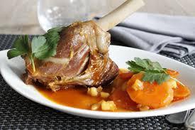 cuisiner une souris d agneau souris d agneau confites au miel carottes et pommes fondantes