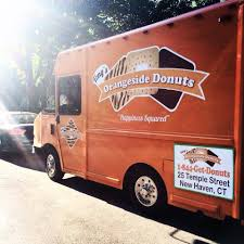 Orangeside Donuts - New Haven Food Trucks - Roaming Hunger Retractable Awnings Dont Just Go On Buildings Anymore New Haven Food Truck Road Trip 40 Cities In 30 Days Day 5 Ct And Reviews On Wheels Exploring The Twin Scene For Festival Takes Place This Weekend Review Extraordinaire The Vector Jitter Bus An Ice Cream Adults Tacos Sound Fairfield County Foodie Tag Food Trucks Yarn Chocolate Red Connecticut 17 Toronto Trucks Best Rice Beans 55 Photos Danbury Phone College St Lifeabsorbed