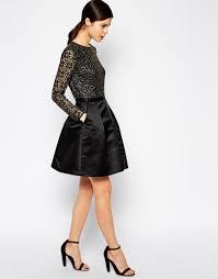 30 beautiful little and long black bridesmaid dresses black