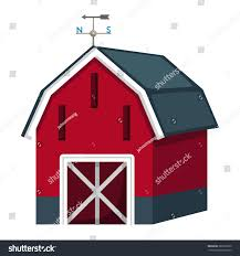 Illustration Isolated Barn House On White Stock Vector 281022650 ... Farm Animals Barn Scene Vector Art Getty Images Cute Owl Stock Image 528706 Farmer Clip Free Red And White Barn Cartoon Background Royalty Cliparts Vectors And Us Acres Is A Baburner Comic For Day Read Strips House On Fire Clipart Panda Photos Animals Cartoon Clipart Clipartingcom Red With Fence Avenue Designs Sunshine Happy Sun Illustrations Creative Market