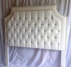 Black Leather Headboard With Diamonds by Diy Black Tufted Headboard Full Image For Black Headboard With