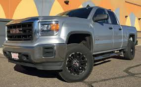 100 Build A Gmc Truck 2015 GMC SIERR 1500 REDYLIFT 4 SST SUSPENSION LIFT BUILD79555