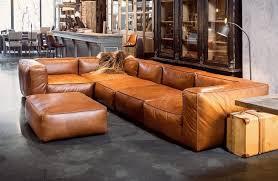 34 cognac wohnzimmer design ideen from ledercouch