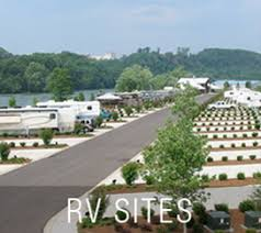 Two Rivers Landing RV Resort In Sevierville Tennessee