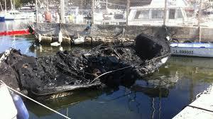onze bateaux brûlés dans le port de l estaque