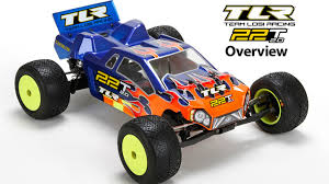 HorizonHobby.com Preview - Team Losi Racing 22T 2.0 Stadium Truck ...
