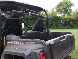 100 Utv Truck Rack UTV Pack Plus Gun And Bow Rack All Rite Products