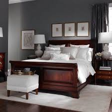 30 Blue Bright Wall Design Ideas For Master Bedroom