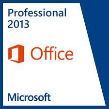 Microsoft fice Professional 2013 Lifetime 1 PC Instant Download