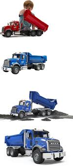 100 Dump Truck For Sale Ebay Contemporary Manufacture 152934 Bruder Toys Red Mack Granite