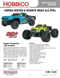 New ARRMA Senton And Granite MEGA 4x4 Ready-to-run Trucks [VIDEO ... Axial Deadbolt Mega Truck Cversion Part 3 Big Squid Rc Car Video The Incredible Hulk Nitro Monster Pulls A Honda Civic Buy Adraxx 118 Scale Remote Control Mini Rock Through Blue Kids Monster Truck Video Youtube Redcat Rtr Dukono 110 Video Retro Cheap Rc Drift Cars Find Deals On Line At Cruising Parrot Videofeatured Breakingonecom New Arrma Senton And Granite Mega 4x4 Readytorun Trucks Kevin Tchir Shared Trucks Pinterest Ram Power Wagon Adventures Rc4wd Trail Finder 2 Toyota Hilux Baby Games Gamer Source Sarielpl Tatra Dakar