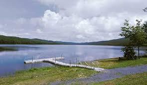 Laurel Bed Lake by Laurel