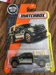 100 Ford Truck Apps 15 F150 Contractor Toy Car Die Cast And Hot Wheels