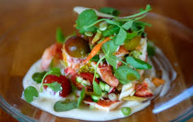 grille cuisine dining review the grille fashion cuisine wellington gets a