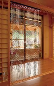 Bamboo Beaded Door Curtains by Beaded Curtain Feng Shui Decorate The House With Beautiful Curtains