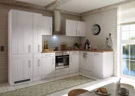 winkelküche landhaus küchenzeile einbauküche l form küche 310 x 172 cm respekta