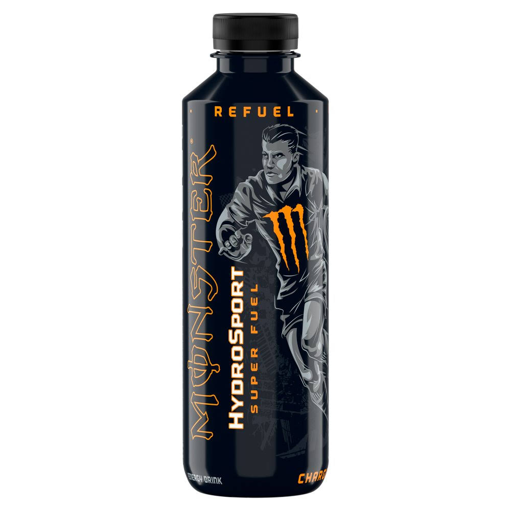 Monster Hydrosport Energy Drink - Charge, 650ml