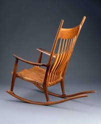 sam maloof rocking chair class rocking chair museum of arts boston
