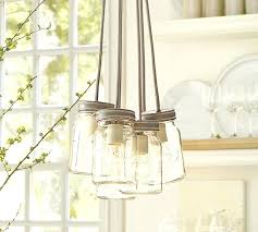 Jar Pendant Light Mason Kitchen