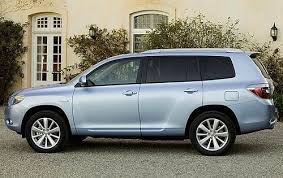 2008 Toyota Highlander Captains Chairs by Used 2008 Toyota Highlander Hybrid For Sale Pricing U0026 Features