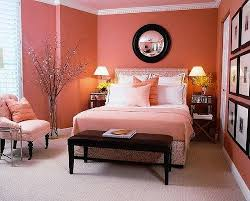 coral living room bedroom color blends diy decorating ideas