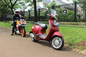 Vespa Sprint I Get 2016 Review Indonesia