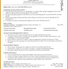 Project Management Skills Resume Examples Of Summary Qualifications For Marvelous Template Skill Customer Sample