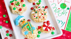 Rice Krispie Christmas Tree Pops by Recipes For Rice Krispie Christmas Treats Diy Projects Craft Ideas