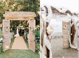 What Is Your Wedding Arch Style