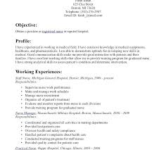 Graduate Rn Resume Objective by Graduate Resume Sles New Grad Resume Exles Resume