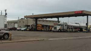 The Adventures Of Blogger Mike: Stockmen's Truck Stop -