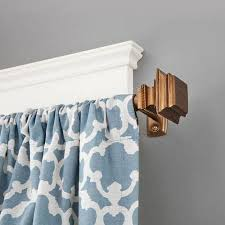 Telescoping Curtain Rod Kit by Cheap Antique Brass Shower Curtain Rod Find Antique Brass Shower