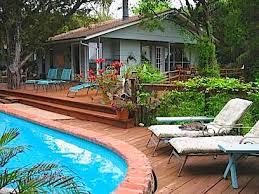 Casa del Sol Bed & Breakfast at Lake Travis Austin Texas Country Inn