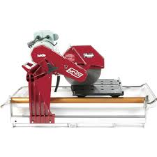 Mk Tile Saw Home Depot by Wet Tile Saw Blades Rigid 10u201d Wet Tile Saw With Gravity Rise