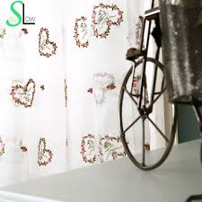 Junction Produce Curtains Sizes by Online Buy Wholesale Heart Curtain From China Heart Curtain